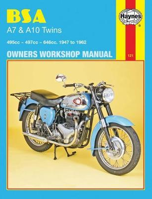 BSA A7 & A10 Twins (47 - 62) by Haynes Publishing image