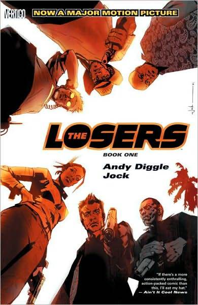 The Losers (Book One) by Andy Diggle image