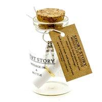 Short Story: Message in a Bottle - Key