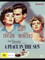 A Place In The Sun (Imprint Collection #8) on Blu-ray