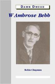 W.Ambrose Bebb by Robin Chapman image