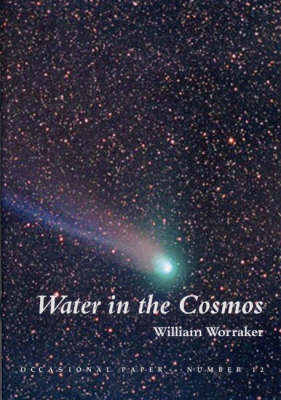 Water in the Cosmos by William Worraker image