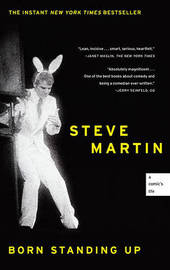 Born Standing Up by Steve Martin image