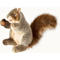 Folkmanis Hand Puppet - Grey Squirrel