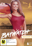 Baywatch - Season 8 on DVD