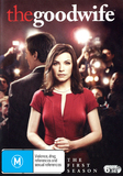 The Good Wife - The First Season (6 Disc Set) on DVD
