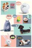 Secret Life Of Pets: Maxi Poster - Boxes (478)