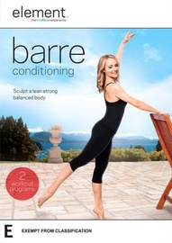 Element: Barre Conditioning on DVD
