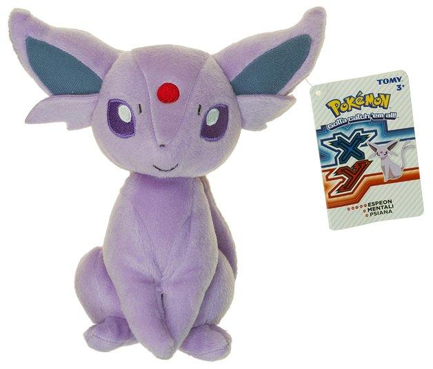 """Pokemon: Espeon - 8"""" Basic Plush"""