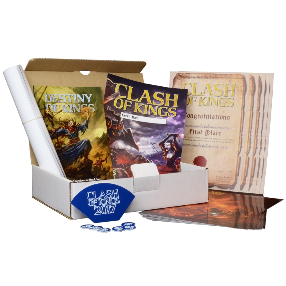 Kings of War Tournament Kit (12 Player) image
