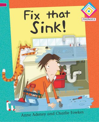Fix That Sink by Anne Adeney image