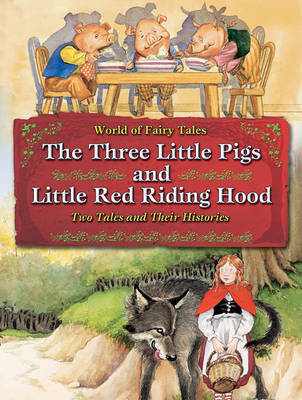 The Three Little Pigs and Little Red Riding Hood by Carron Brown image
