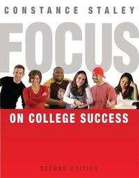 FOCUS on College Success by Constance Staley image