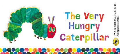 Very Hungry Caterpillar - Sale + Bonus offers!