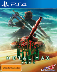 Metal Max Xeno for PS4