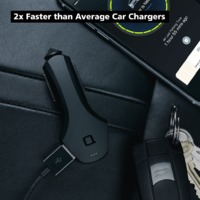 Zus USB Smart Car Charger image