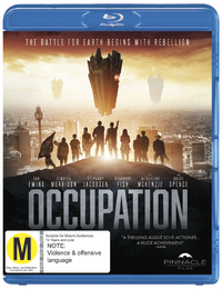 Occupation on Blu-ray