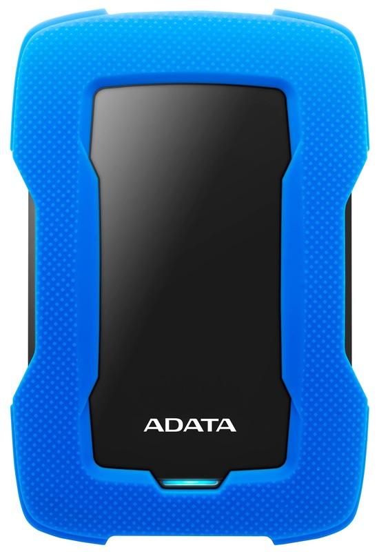 1TB External HDD ADATA USB3.1 Blue