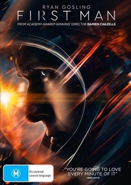 First Man on DVD
