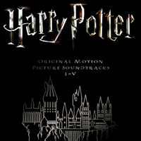 Harry Potter Original Motion Picture Soundtracks I-V by John Williams