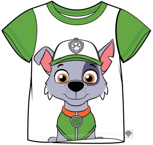 Paw Patrol: Rocky Kids T-Shirt image