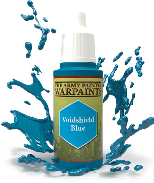 Army Painter: Warpaints - Voidshield Blue