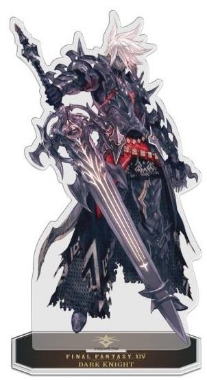 FINAL FANTASY XIV: Dark Knight - Acrylic Job Stand