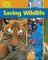 Saving Wildlife by Sally Morgan image