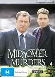 Midsomer Murders - Complete Season 4 (Single Case ) on DVD