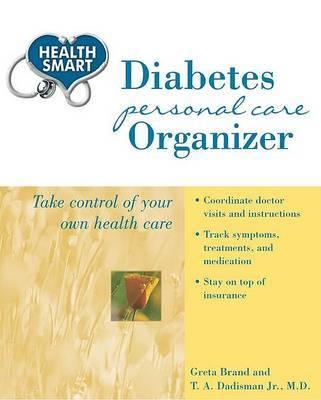Healthsmart Diabetes Personal by Kalnitsky E Macfarlane M image