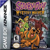 Scooby Doo Mystery Mahem for Game Boy Advance
