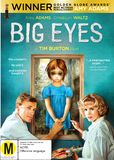 Big Eyes DVD