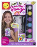 Alex: Paint & Sip Ceramic Mug