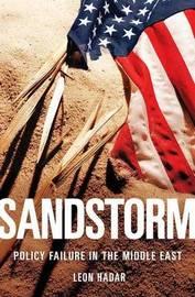 Sandstorm by Leon Hadar image