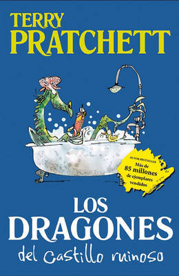 Dragones del Castillo Ruinoso / Dragons at Crumbling Castle by Terry Pratchett image