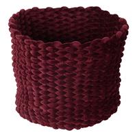 Moxy Velvet Pot Holder (Large) - Burgundy image