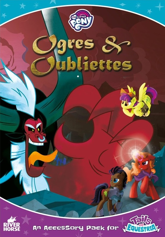 My Little Pony: Ogres & Oubliettes - Expansion Set