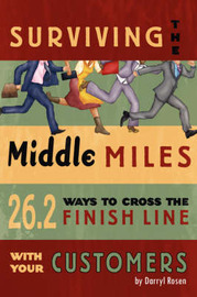 Surviving The Middle Miles by Darryl Rosen image