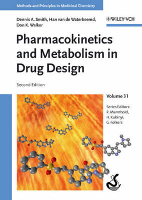 Pharmacokinetics and Metabolism in Drug Design by D.A. Smith image