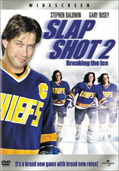 Slap Shot 2 - Breaking The Ice on DVD