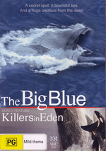 Big Blue, The / Killers In Eden on DVD