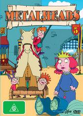 Metal Heads V5 on DVD