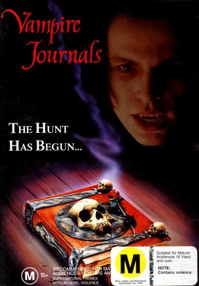 Vampire Journals on DVD