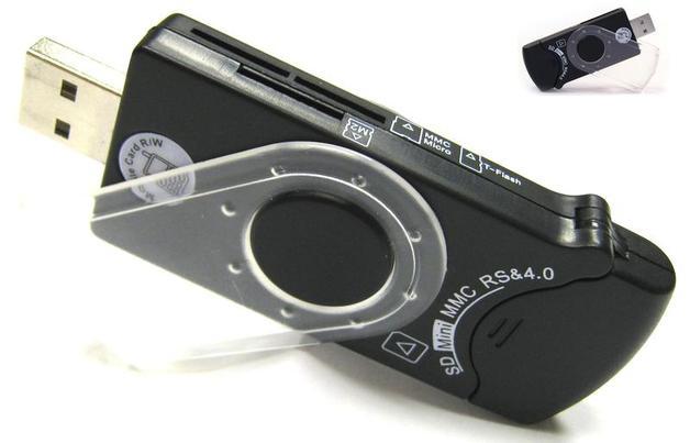 Sealand USB Mobile Express Multi Card Reader / Writer