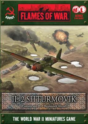 Flames of War IL2 Shturmovik (1:144) | at Mighty Ape NZ