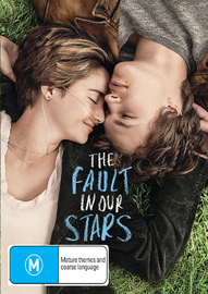 The Fault in Our Stars on DVD