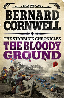 The Bloody Ground by Bernard Cornwell image