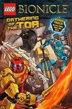 Lego Bionicle: Gathering of the Toa (Graphic Novel #1) by Ryder Windham