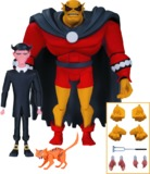 Batman: The Animated Series - Etrigan & Klarion Action Figure Set