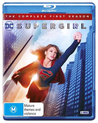 Supergirl - Season 1 on Blu-ray